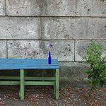 小さなベンチ