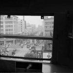 東京の車窓